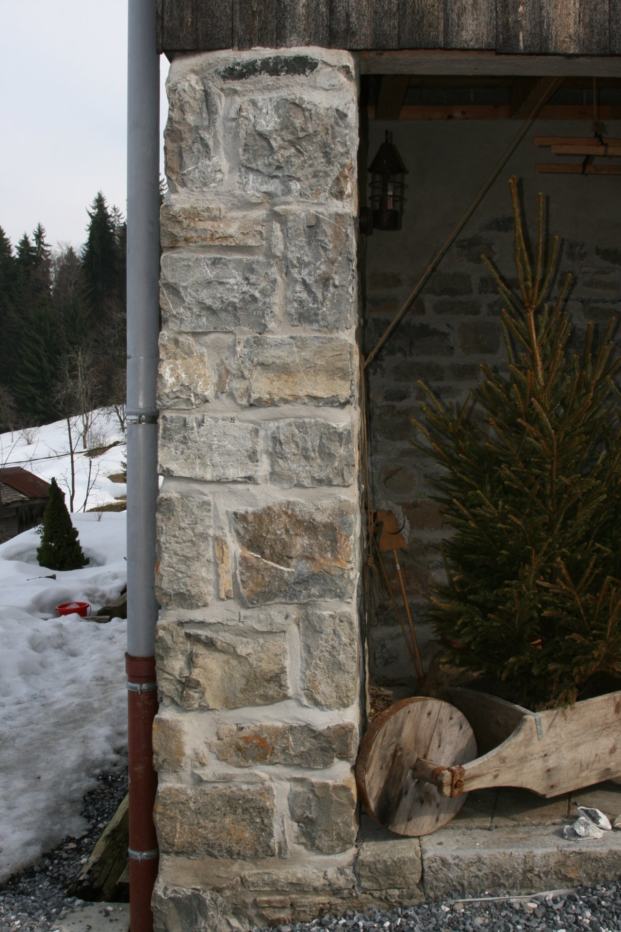 Refurbished stonework | Renovation Solutions